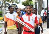 The Queen's Baton Visits City Hall