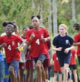 BSSF Middle School Cross Country