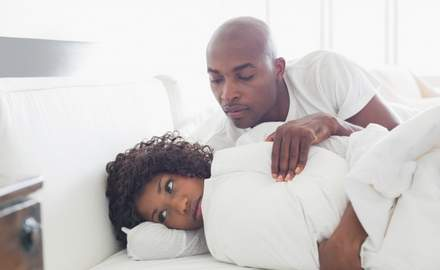 My wife doesn't want to have sex