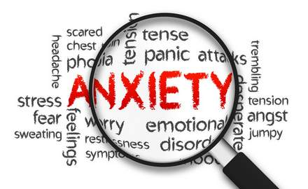 Anxiety and panic? Tips to calm you down