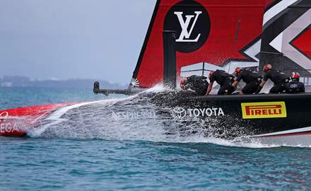 America's Cup provides opportunity to build