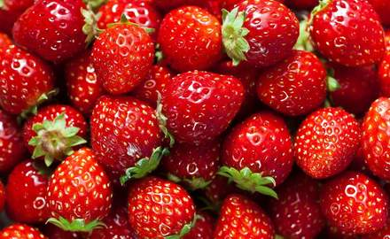Strawberry season – make the most of them