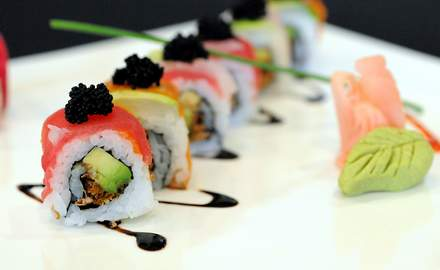 Learn to roll your own sushi