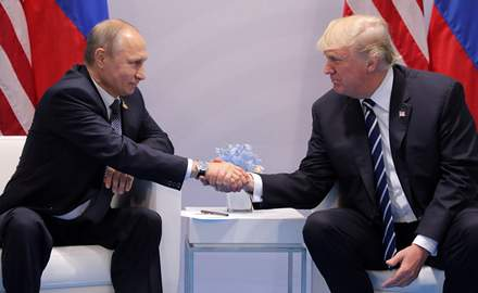 Trump and Putin to meet in climate of deception