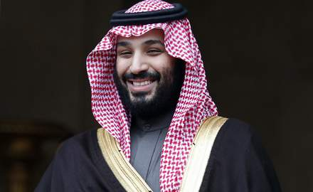 Work with the Saudi Crown Prince and his reforms