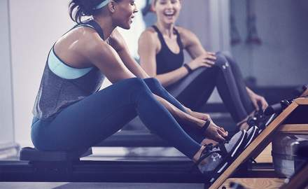 A workout buddy will help you keep on track
