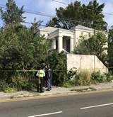 Decomposed body found at derelict house