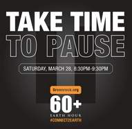 Take part in Earth Hour from home